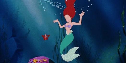 Little Mermaid 25th